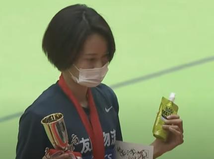 第104回 日本室内陸上競技大阪大会 (女子)